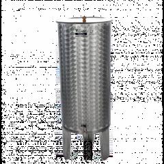 Rozsdamentes bortároló 260L-es