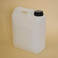 Műanyag marmonkanna 5L-es