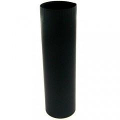 Fekete füstcső 150/40 0.5mm