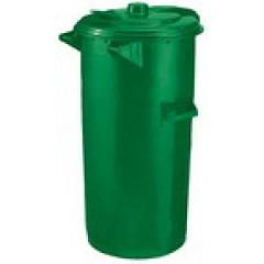 Műa. kuka 110L zöld