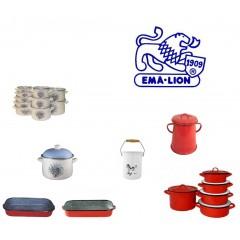 EMA-LION zománcozott termékek