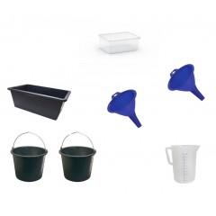 Műanyag háztartási cikkek